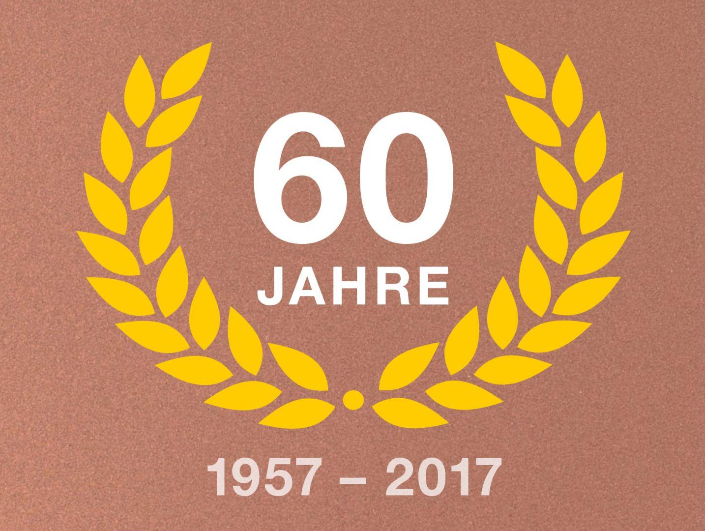 FГјr Гјber 60 Jahre
